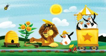 The Color Train - DreamWorks