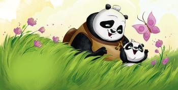 I Love You, Baby Po - DreamWorks