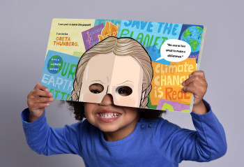I Can Be Like... A Book of Masks of Inspiring Women
