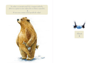 Cover for The Bear tricked by the Fox, 2020