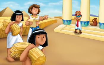 Joseph and his Coat