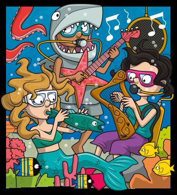 Florida Underwater Music Festival