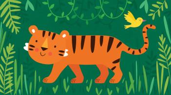Animals-Tiger