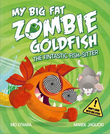 My Big Fat Zombie Goldfish - The Fantastic Fish-Si