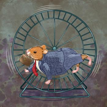 Running in the Hamster Wheel