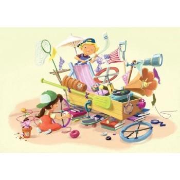 The Hobby Cart