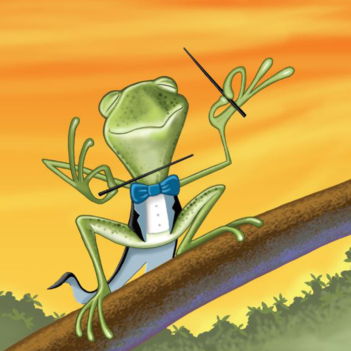 Frog Conductor
