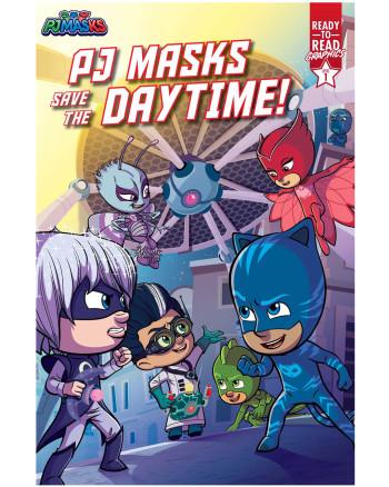 ¡Las máscaras de PJ salvan el día!