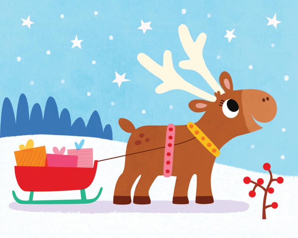 Animals-Little Reindeer