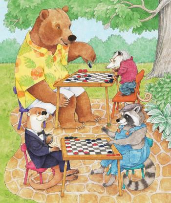 Checkers Club