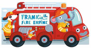 Fire Engine-Rolling Wheels play & read series // YoYo Books // Belgium