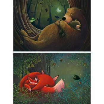 Sleepy Time Song - Bear & Fox