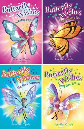 Butterfly wishes cover