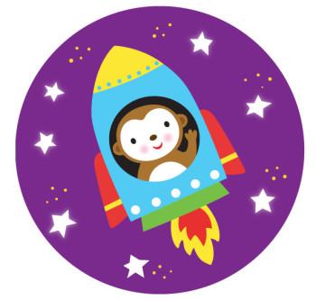 Rocket Monkey!