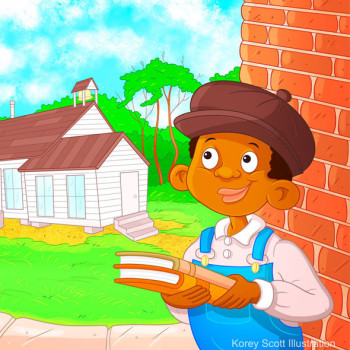 School Days - by Deeclare Publishing - Children's Book