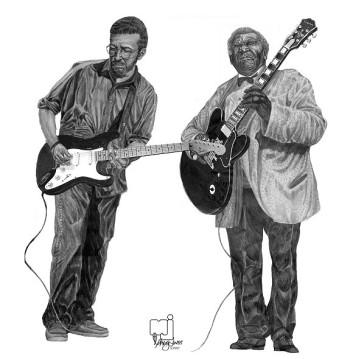 Clapton/King