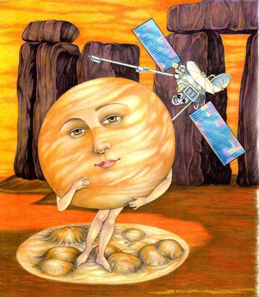 Venus - Meet the Planets
