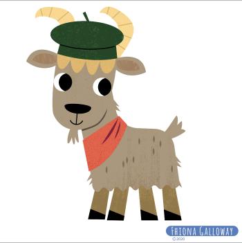 autumn goat