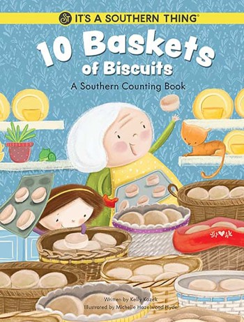 10 Baskets of Biscuits