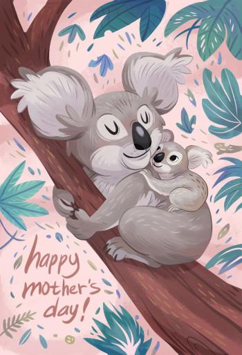 Mother's Day Koala
