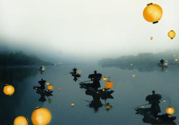 Chinese Lanterns - Lanterne Cinesi