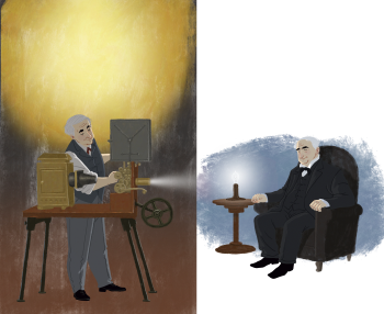 Thomas Edison - Biography