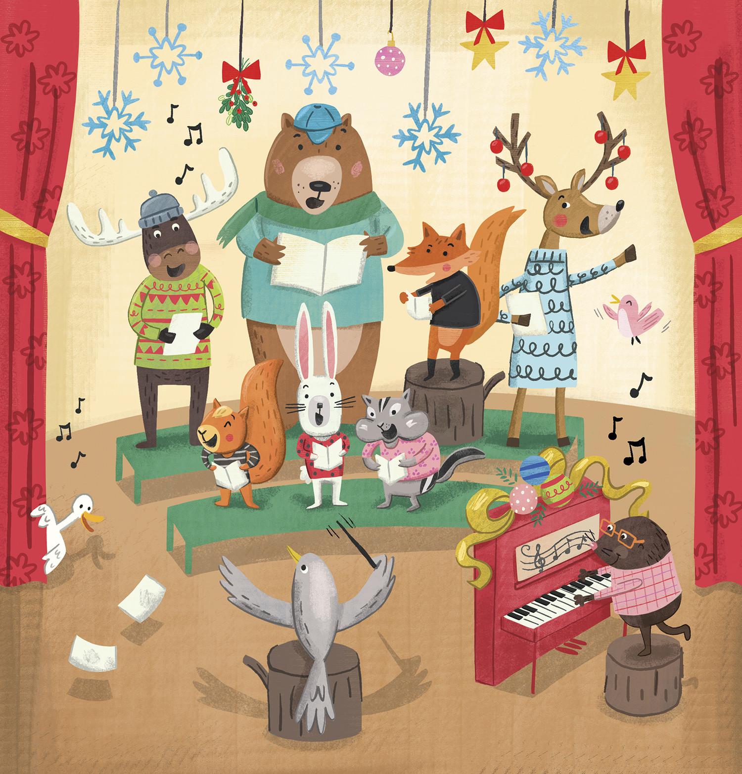 Animals Singing
