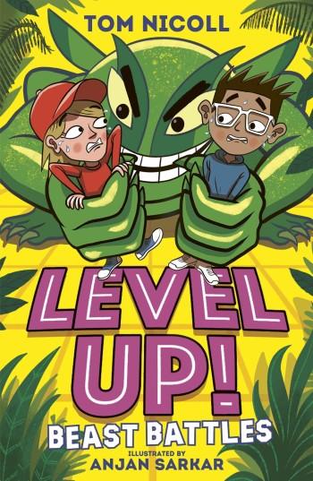Level Up! Beast Battles