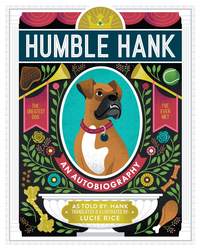 Humble Hank Book Cover