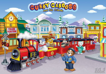 Cubby Caboose