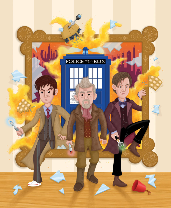 Day Of The Doctor