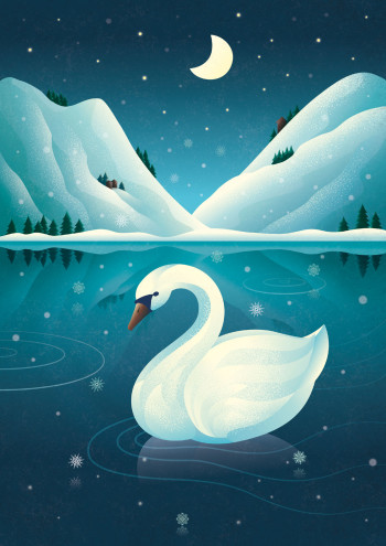 Silent Night, Swan