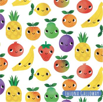 fruit pattern