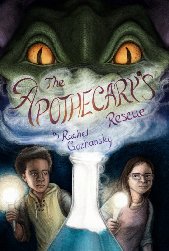 The Apothecary's Rescue cover