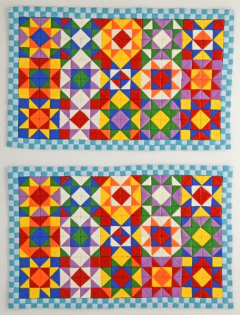 Quilt Picture Puzzler