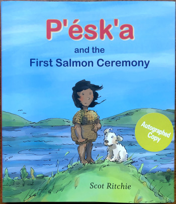 P'eska and the First Salmon Ceremony