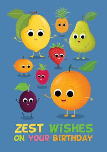 Zest Wishes