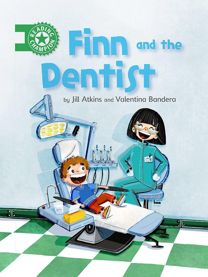 Finn and the Dentist