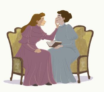 Hellen Keller-Biography