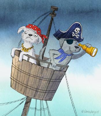 Pirate Pups