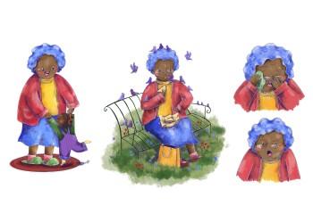Grandma character study