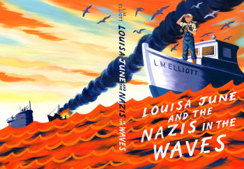 Louisa June and the Nazis in the Waves
