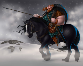 King Fergus - Brave