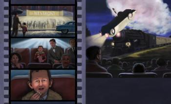 Starring Steven Spielberg