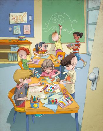 Classroom Snapshot