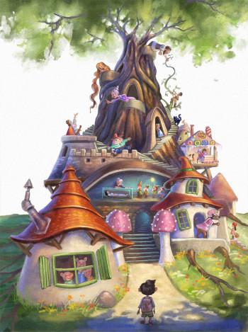 Fairytale Traveler's Inn