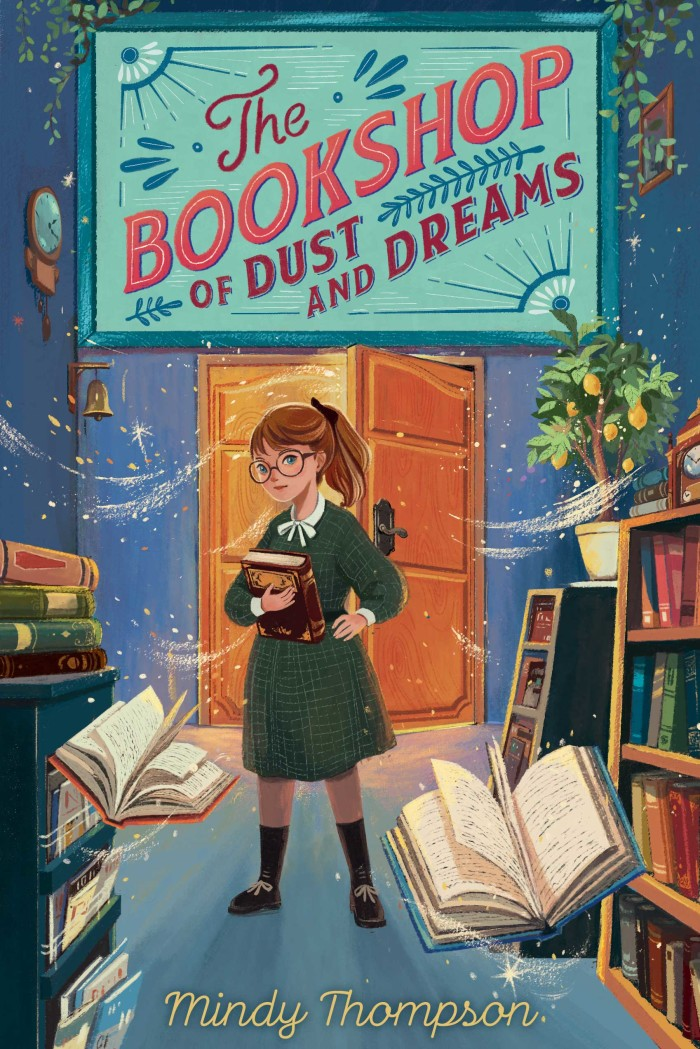 Bookshop of Dust and Dreams