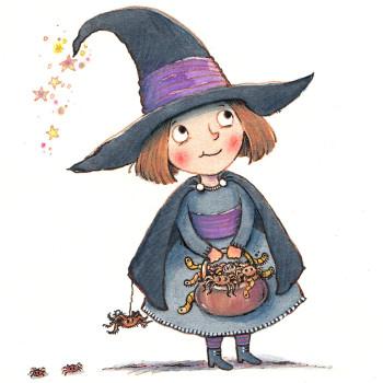 Little Spider Witch