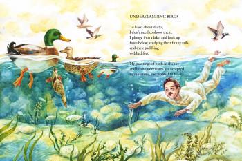 'The Sky Painter: Louis Fuertes, Bird Artist', Underwater