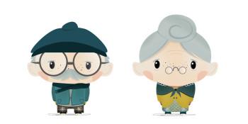 Grannies & Grandpas are the Best*